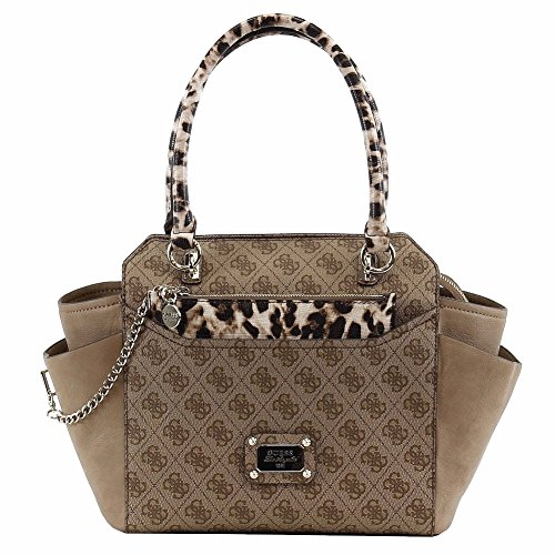 GUESS Women's Escapade 2-in-1 Quattro G Satchel