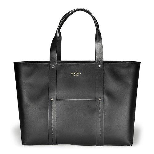 Kate Spade New York 2 Park Avenue Babe Tote Bag – Black