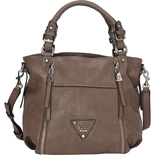 GUESS Women's Presley Quilted Satchel