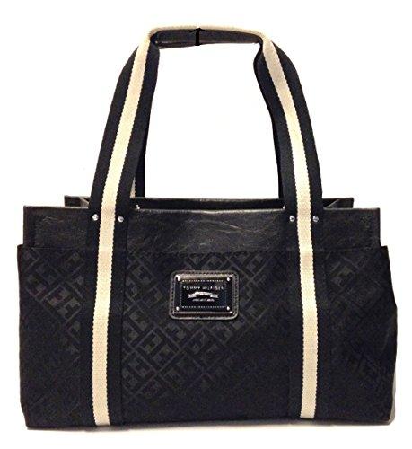 Tommy Hilfiger Iconic Handbag Medium Purse Black