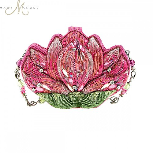 Mary Frances Lotus Blossom Handbag Handbag