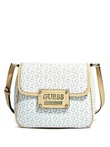 GUESS Proposal Flap-Closure Cross-Body Bag