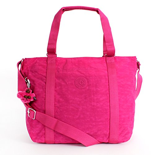 Kipling Adara Medium Tote Very Berry