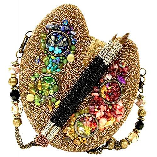Painter's Palette Mary Frances Designer Handbag