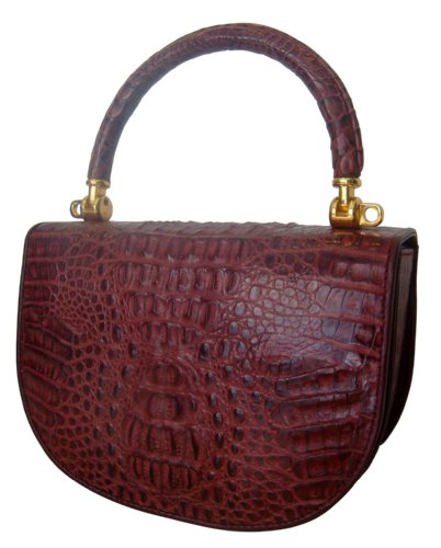 Lola Bu – Genuine Crocodile Skin Handbag