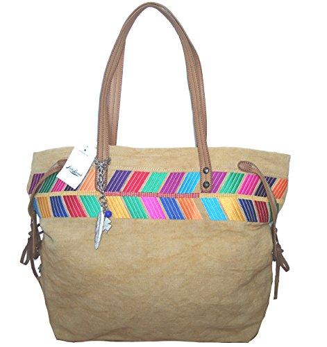 Lucky Brand Arrowhead Shoulderbag Tote Shopper Bag