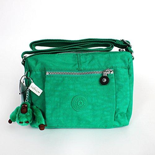 Kipling Wes Messenger Shoulder Bag Cactus Green