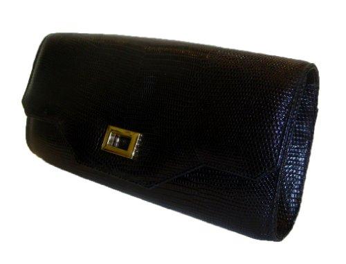 Arabella Bgd – Genuine Lizard Skin Clutch / Handbag