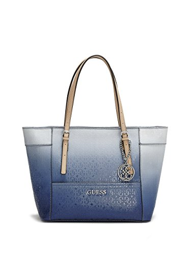 GUESS Women's Delaney Ombre Small Classic Tote