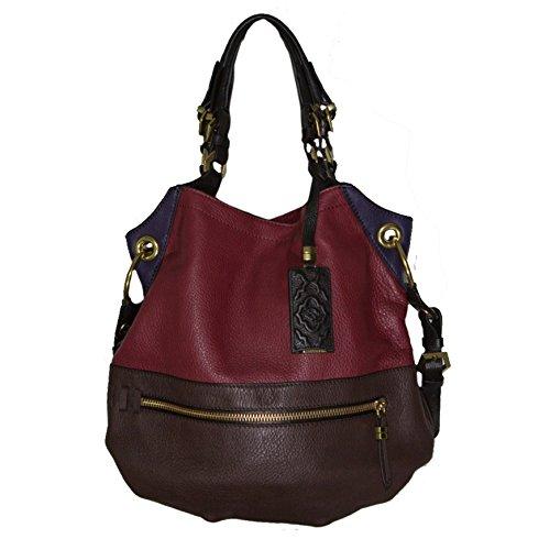 orYANY Pebble Leather Sydney Large Hobo Bag.
