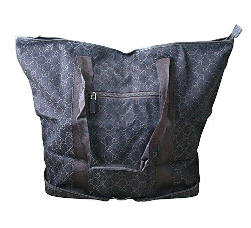Gucci Brown Business Tote Travel Bag Handbag