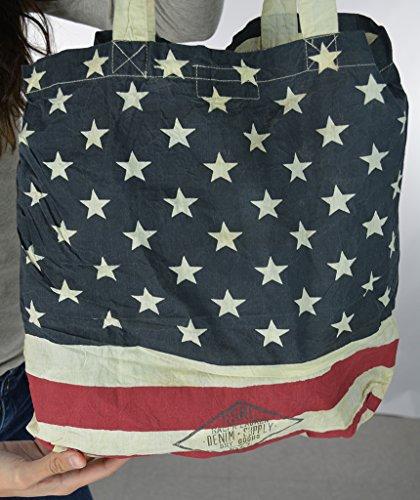 Ralph Lauren Handbags Patriotic Tote Large Multi