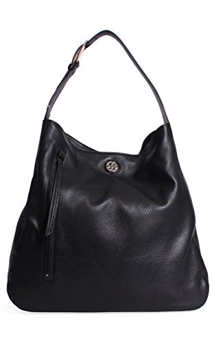 Tory Burch Brody Hobo Bag in Black