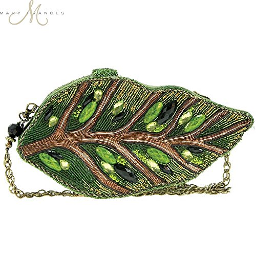 Mary Frances Leaf Me Alone Handbag Handbag