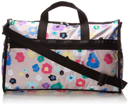LeSportsac Large Weekender Handbag,Tuileries,One Size