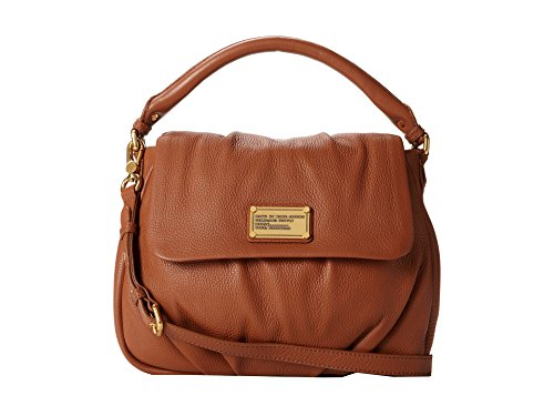 Marc by Marc Jacobs Classic Q Lil Ukita Shoulder Bag, Smoked Almond