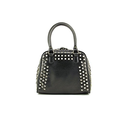 Steve Madden MG005 Womens Leather Shoulder Bag