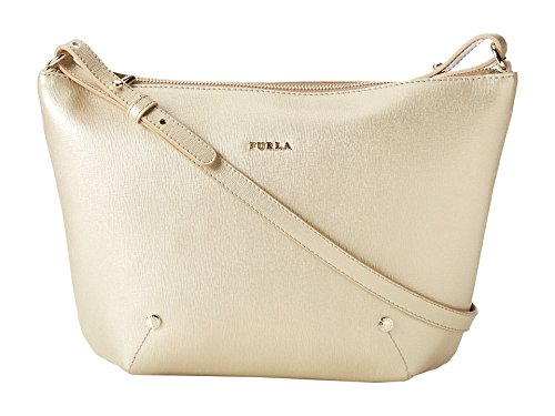 Furla Women's Alissa Small Crossbody Oro