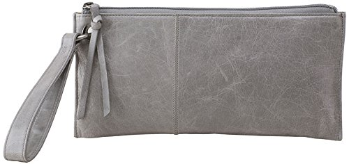 Hobo Handbags Vinatge Leather Vida Clutch – Cloud