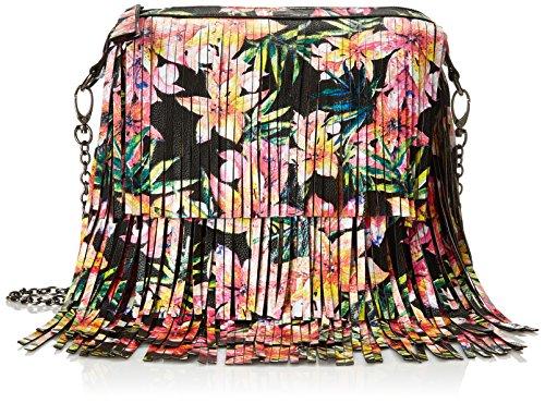 Madden Girl Mgbaxxtr Fringe Cross Body Bag