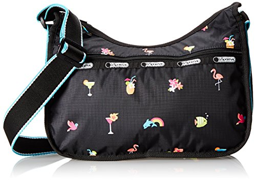 LeSportsac Classic Hobo Handbag,Happy Hour,One Size