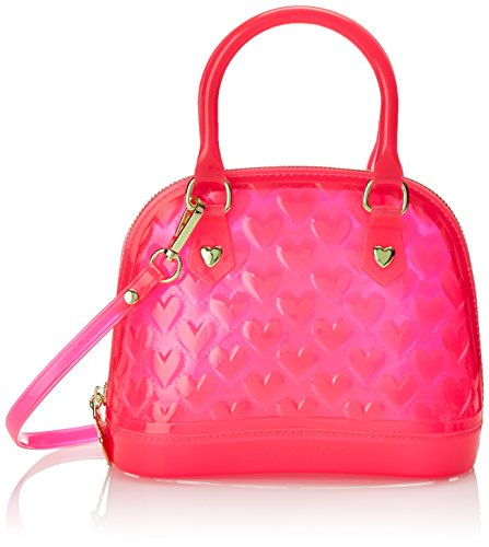 LUV BETSEY by Betsey Johnson LB Jams Mini Jelly Top Handle Bag