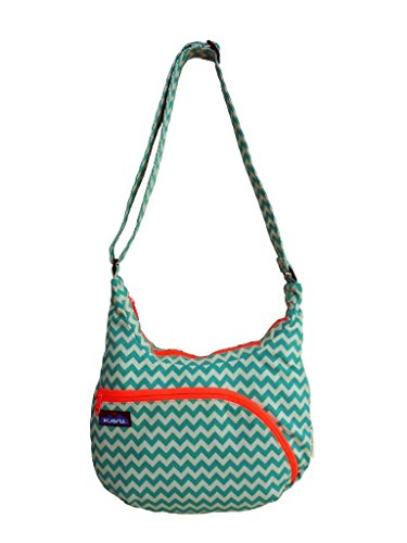 Kavu Women's Sydney Satchel, Sea Wave, One Size