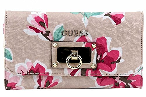 Guess Women's Forget Me Not Tri-Fold Wallet