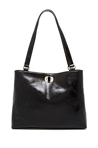 Hobo the Original Womens Deborah Tote Sholder Bag, Black, One Size