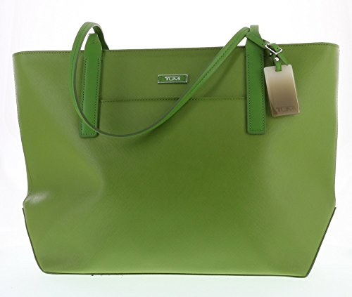 Tumi Q-tote PVC Bag (LSO/Green)