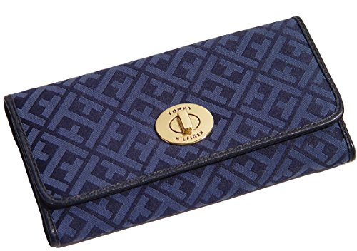 Tommy Hilfiger Women's Wallet, Blue