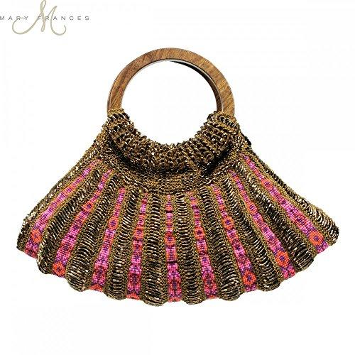 Mary Frances Aztec Trail Handbag