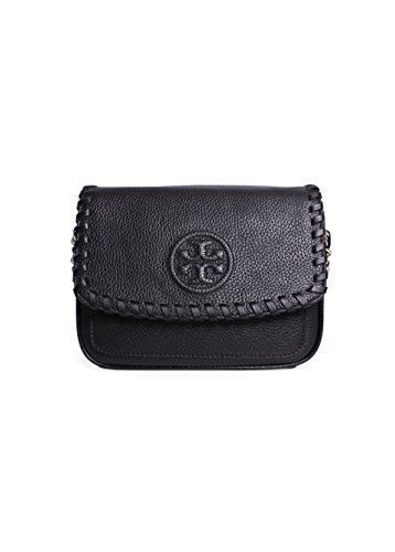 Tory Burch Marion Mini Bag in Black