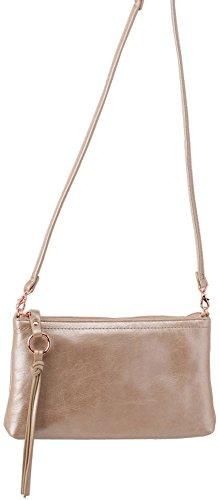 Hobo Handbags Vintage Leather Darcy Crossbody – Blush