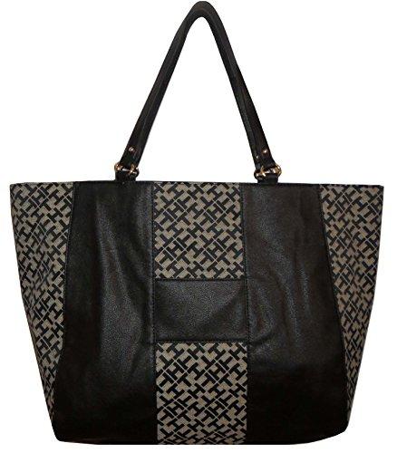 Tommy Hilfiger Handbag Tote Black