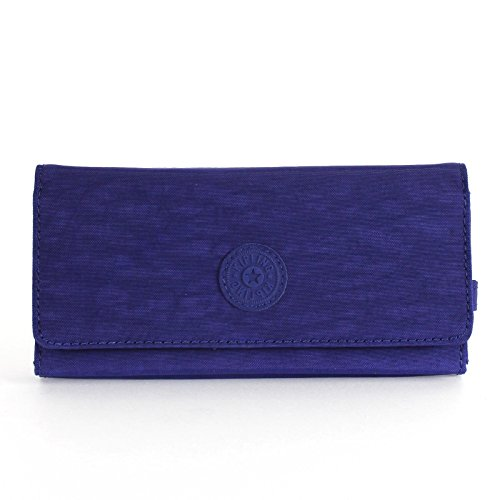 Kipling Brownie Large Wallet Flash Blue