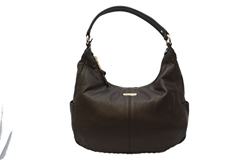 Cole Haan Amherst Round Hobo (Brown)
