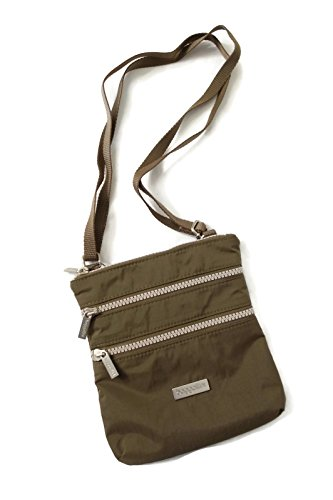 Baggallini Special Edition Tour Crossbody, Mushroom