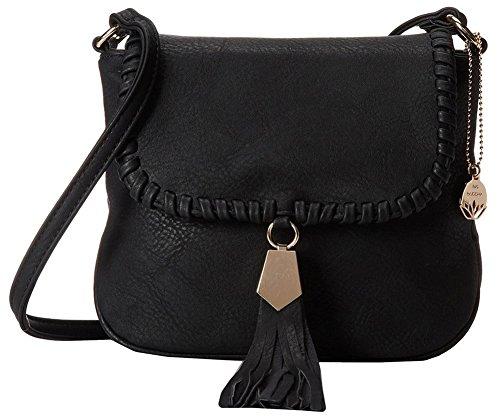"""BIG BUDDHA """"Arlington"""" Faux Leather CrossBody Bag"""
