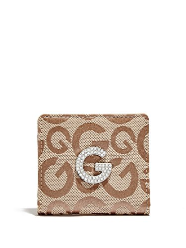 G by GUESS Women's Evander Logo Wallet