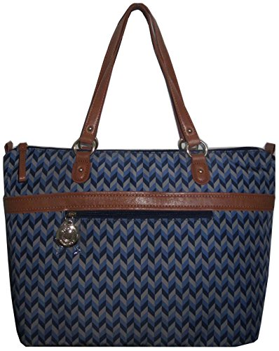 Tommy Hilfiger Handbag Satchel Navy