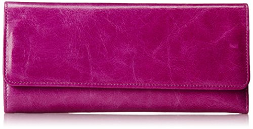 HOBO Vintage Sadie Continental Wallet, Pansy, One Size