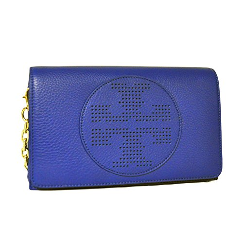 Tory Burch Kipp Crossbody Bag Nile Blue