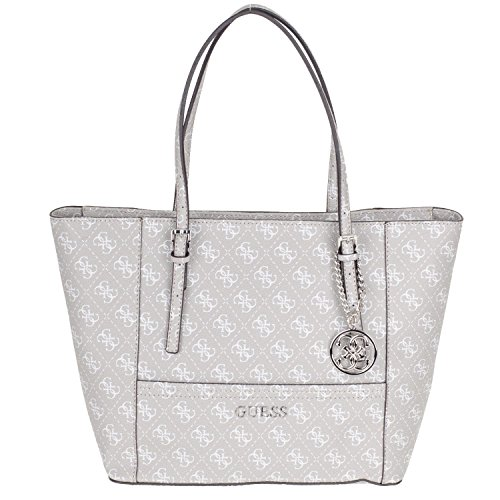 GUESS Delaney Women's Tote Bag, Dove