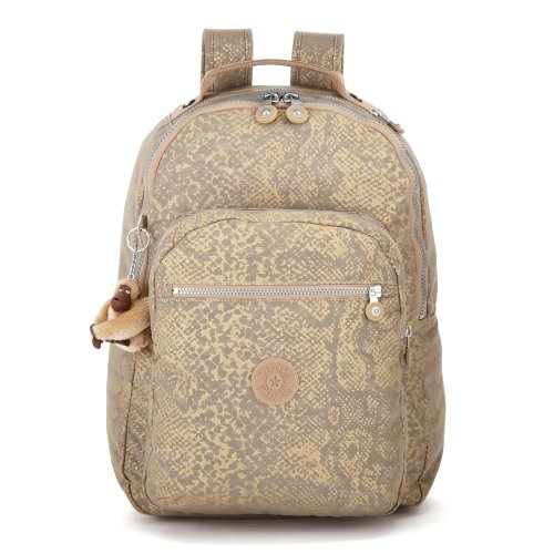 Kipling Seoul Printed Large Backpack With Laptop Protection