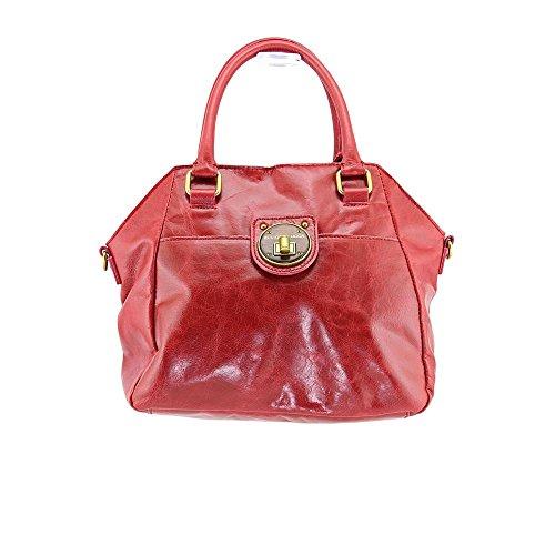 Elliott Lucca 896 Womens Leather Satchel