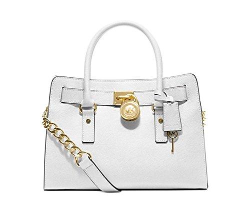 Michael Kors Hamilton East West Women's Leather Handbag