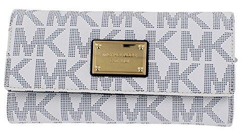 Michael Kors Women's Jet Set 32F1GJSE4B Checkbook Wallet