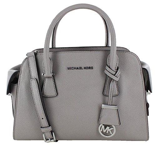 Michael Kors Harper Women's Leather Satchel Handbag Bag
