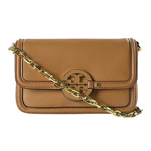 Tory Burch Amanda Mini Crossbody Royal Tan